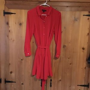 Long sleeve Banana Republic Dress